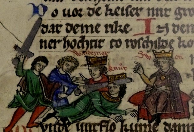 Royalit: What Did Medieval Kings Read?