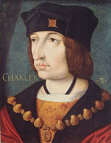 King Charles VIII of France