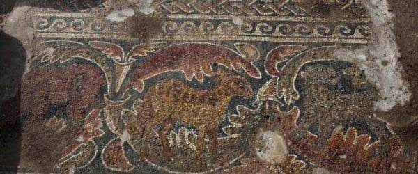 Archaeologists in Israel have discovered the remains of a Byzantine-era compound near Jerusalem. They believed it is to have once been a monastery and includes an oil press, wine press and mosaics.
