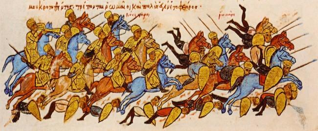 Byzantine Military Advice