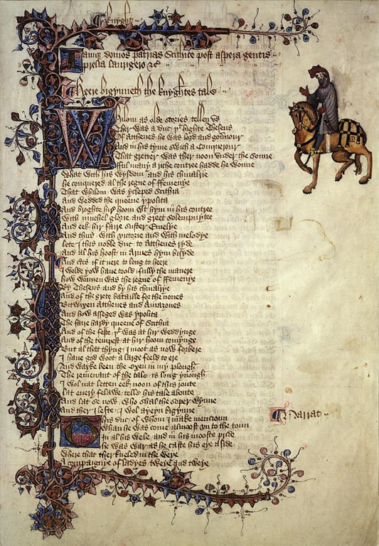 Chaucer knight