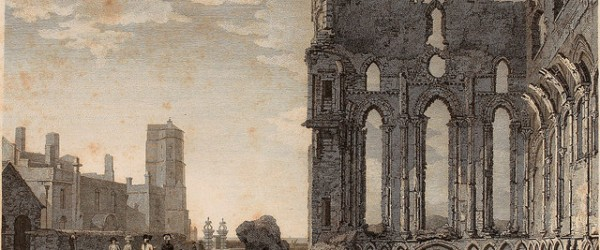 Here are fifteen beautiful images of castles, abbeys, cathedrals and other medieval sites around England created around the start of the 19th century