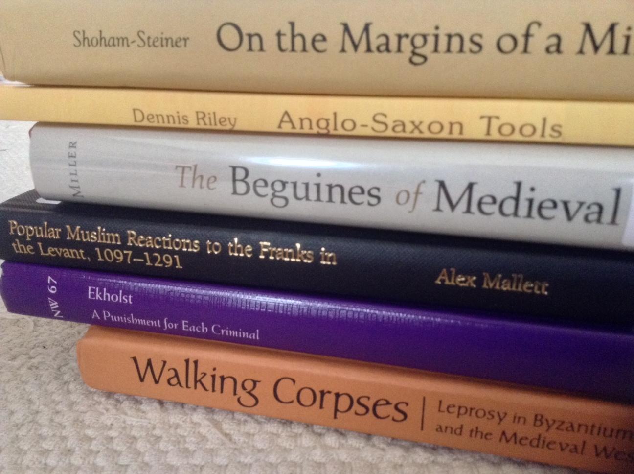 Medieval Studies Books