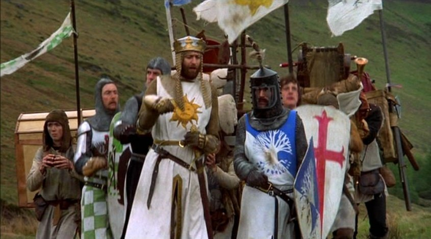 Not Dead Yet: Monty Python and the Holy Grail in the Twenty-first Century
