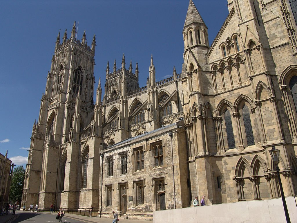 Which english cathedral is this