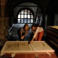 Archaeologists from the University of Bonn, working with restorers, are preserving and studying 4th-century tunics ascribed to St. Ambrose. In the course of examining these valuable silk garments, they have made surprising scholarly discoveries regarding the development of early relic worship.