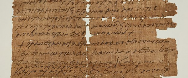 A 1,500 year old papyrus fragment found in The University of Manchester's John Rylands Library has been identified as one the world's earliest surviving Christian charms.