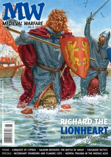 medieval warfare magazine lionheart