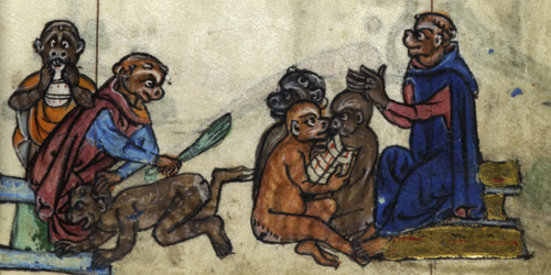 Fifteen beautiful, unusual and fascinating medieval manuscript images we found on Twitter this week