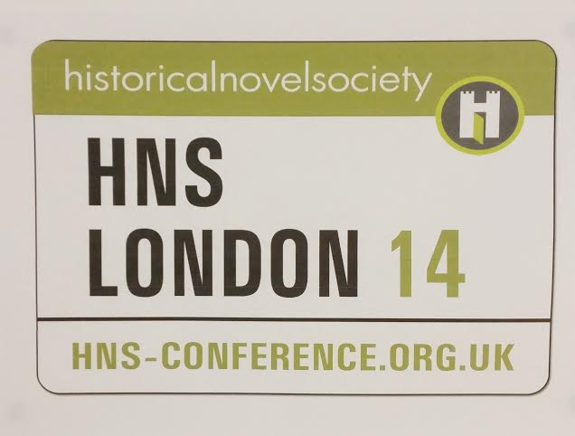 Historical Novel Society Conference - London, 2014