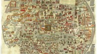 The Ebstorf Map, the largest medieval map of the world whose original has been lost, is not only a geographical map.