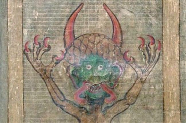 Gigas-Devil