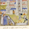 In the autumn of 582, a claimant to Frankish kingship named Gundovald landed in Marseilles, returning from exile in Constantinople with covert support from very powerful persons in the kingdom.