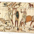 We take a look at two alternative histories of the Norman Conquest - Waces's Roman de Rou and the Vita Haroldi