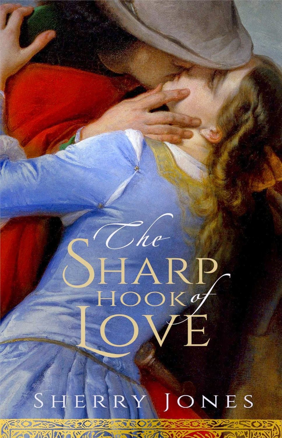 Interview with Sherry Jones – The Sharp Hook of Love