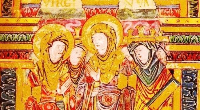 anglo saxon girls names