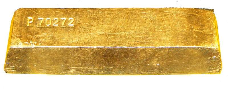 When gold was medicine