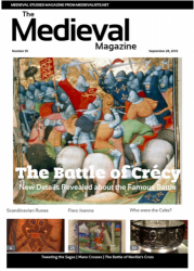Click here to check out this issue of The Medieval Magazine