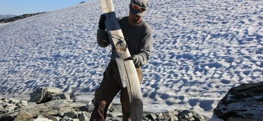 As glaciers in Norway melted this summer, 390 artefacts dating back to over 6,000 years ago have emerged from the ice. This includes a 1,300 year old ski, a rune stick and ancient arrows.