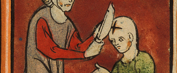 Henri de Mondeville (c. 1260 – 1316) was the surgeon to two kings of France - Philip IV and Louis X. In 1312 he wrote Cyrurgia (Surgery), one of the first works of its kind from the Middle Ages.