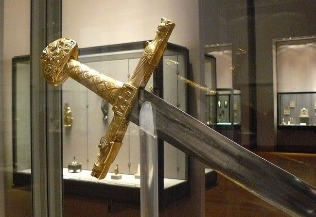 most famous medieval swords