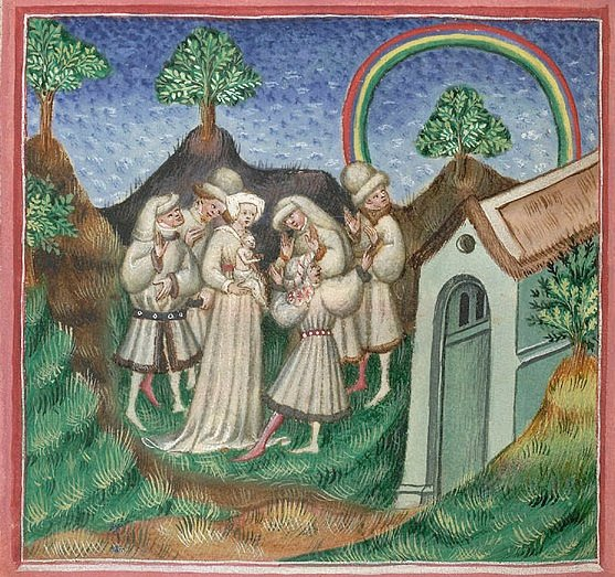Thank you for buying this issue of The Medieval Magazine