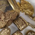 Research carried out on the Staffordshire Hoard has revealed that Anglo-Saxon goldsmiths were sophisticated enough to make gold appear more golden.