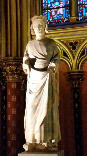 King Louis IX - Sainte Chappelle