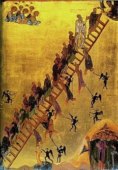 The Ladder of Divine Ascent 12th c.