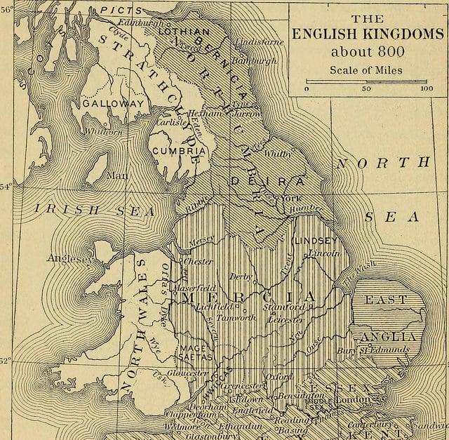 England 800