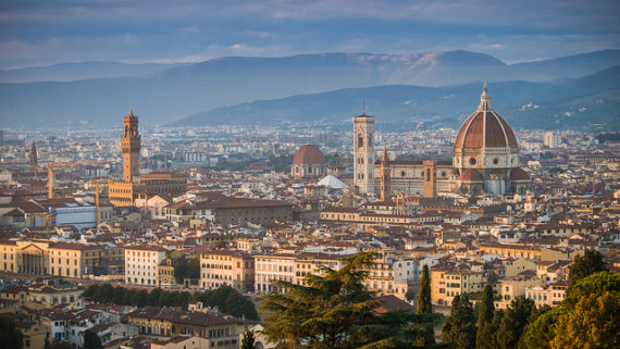 Florence, Italy - photo by seth m /Flickr