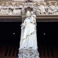 Part I of my initial visit to stunning Notre Dame Cathedral in Paris, France.