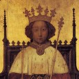 I thought I'd take five minutes today to talk a little bit about one of England's forgotten kings.