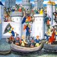 After the fall of Constantinople to the Latin Crusaders in 1204 hundreds of relics were carried into the West as diplomatic gifts, memorabilia and tokens of victory. Yet many relics were alsosent privately between male crusaders and their spouses and female kin.
