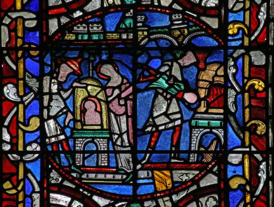 Picturing Maternal Anxiety in the Miracle of the Jew of Bourges
