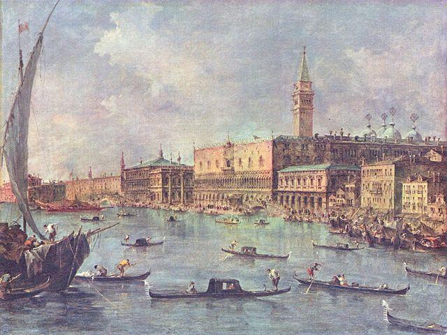 Venice by Francesco Guardi (1712–1793)