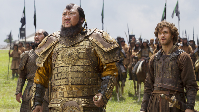 Netflix goes epic with Marco Polo