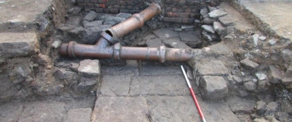 A new report has confirmed the finding of previously unknown medieval remains next to Radcliffe Tower, located near the English city of Manchester.