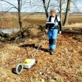 A Viking feasting hall measuring about 47.5 metres in length has been identified near Vadstena in central Sweden.