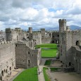 It seems if you dig anywhere around Caernarfon Castle in Wales you will be able to turn up a wide variety of historical artifacts. The construction of a new ticketing entrance has led to new finds of ancient, medieval and early modern origins.