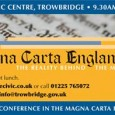 Trowbridge, home to one of the 25 barons elected to enforce Magna Carta, will be hosting an entertaining event at the Civic Centre on 25th April 2015, with a full day of informative seminars by some of the country's leading historians.