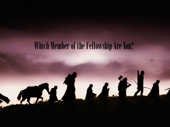 Which Member Of The Fellowship Are You