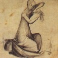 A look at cosmetics and make-up in the Middle Ages.