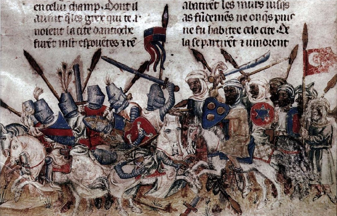 first crusade battle