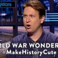 History rarely trends on Twitter, so let's celebrate having #MakeHistoryCute go viral and see what the Twitterverse is coming up with!