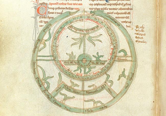 medeval astrolabe