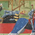 Here is a set of rules for jousting created by Alfonso XI, King of Castile, in 1330.