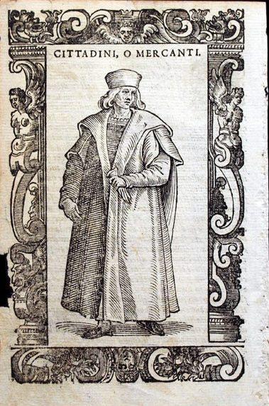 Venetian merchant (1590)