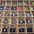 Is your bookshelf feeling empty?