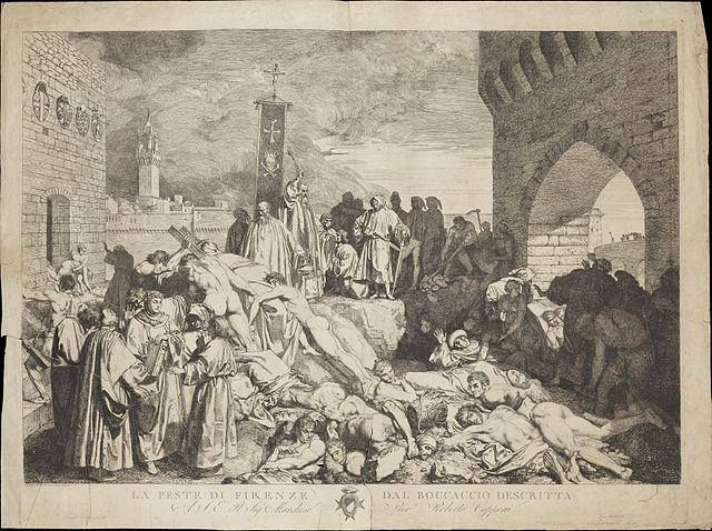 Priests and the Black Death